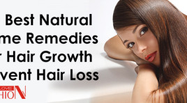 13 Best Natural Home Remedies for Hair Growth – Prevent Hair Loss