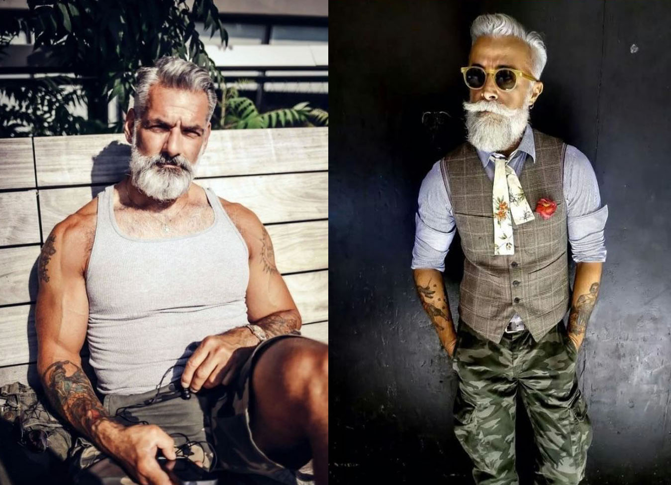 The 22 Most Awesome Older Men We Ve Ever Seen We Love