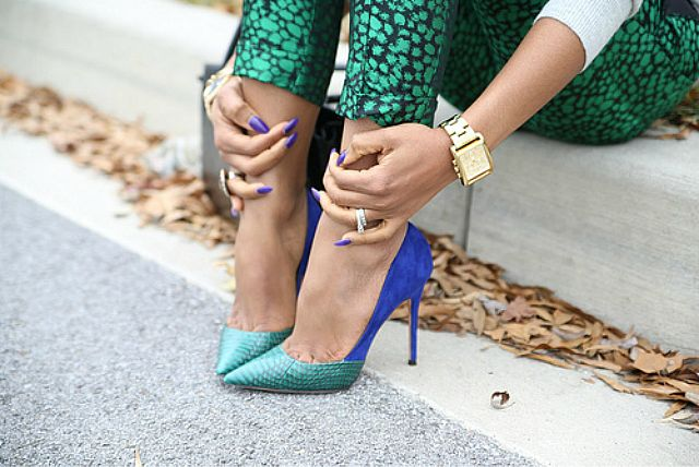 Stiletto Shoes – Latest Trends in Ultra Thin High Heel Shoes
