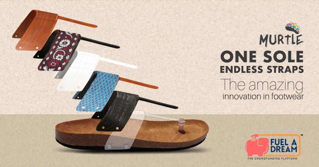 One Sandal, Infinite possibilities